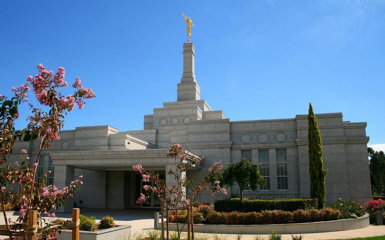 Adelaide Mormon Temple 2