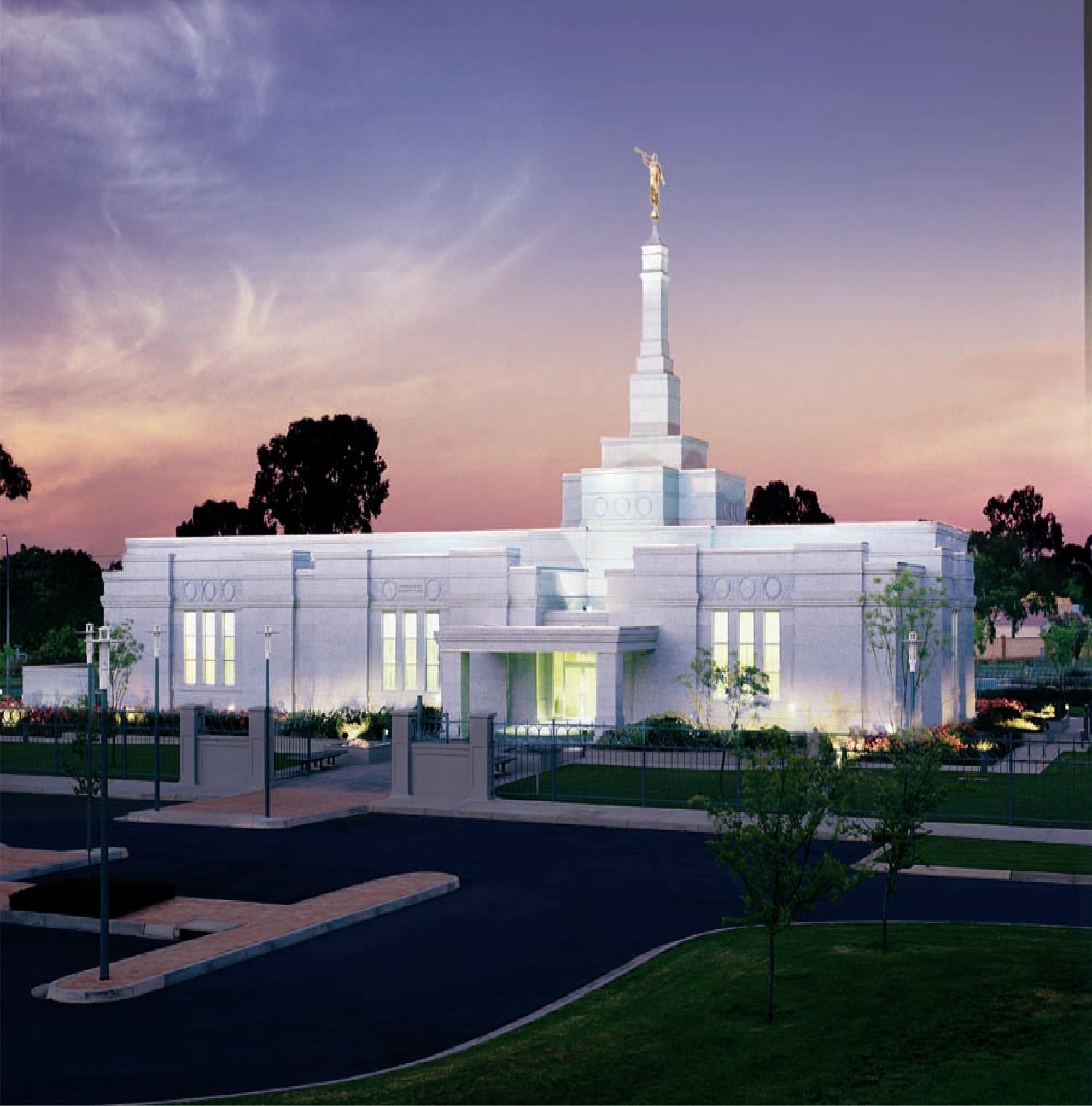 Adelaide Mormon Temple 4