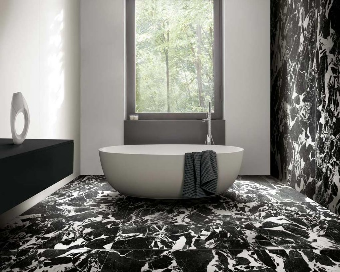 BW Marble