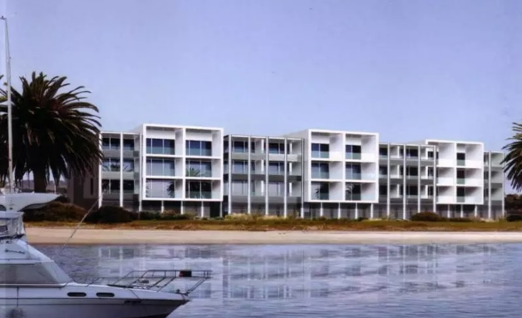 Frontage Apartments