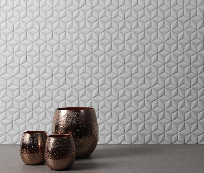 Mosaic – Grey Rubix Cube
